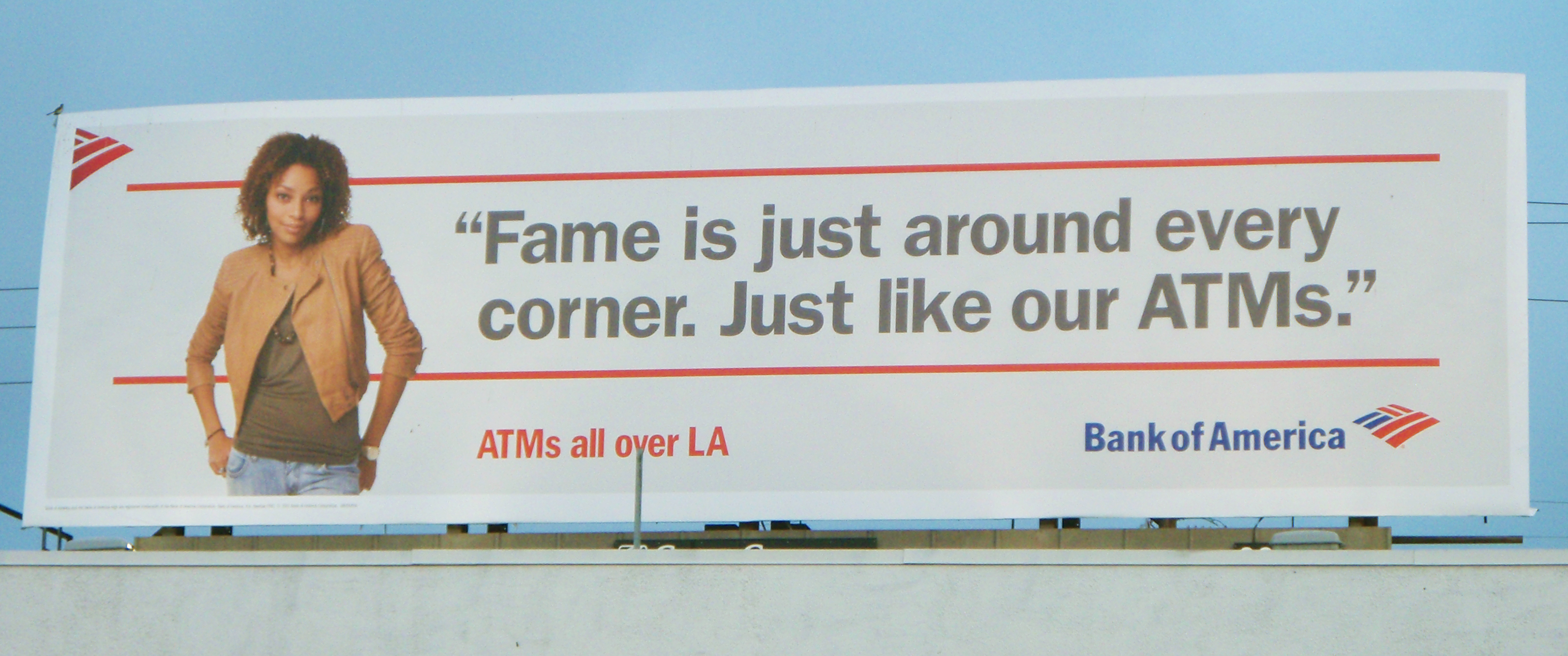 Battle Of The Bank Billboards Theadvertisingeye