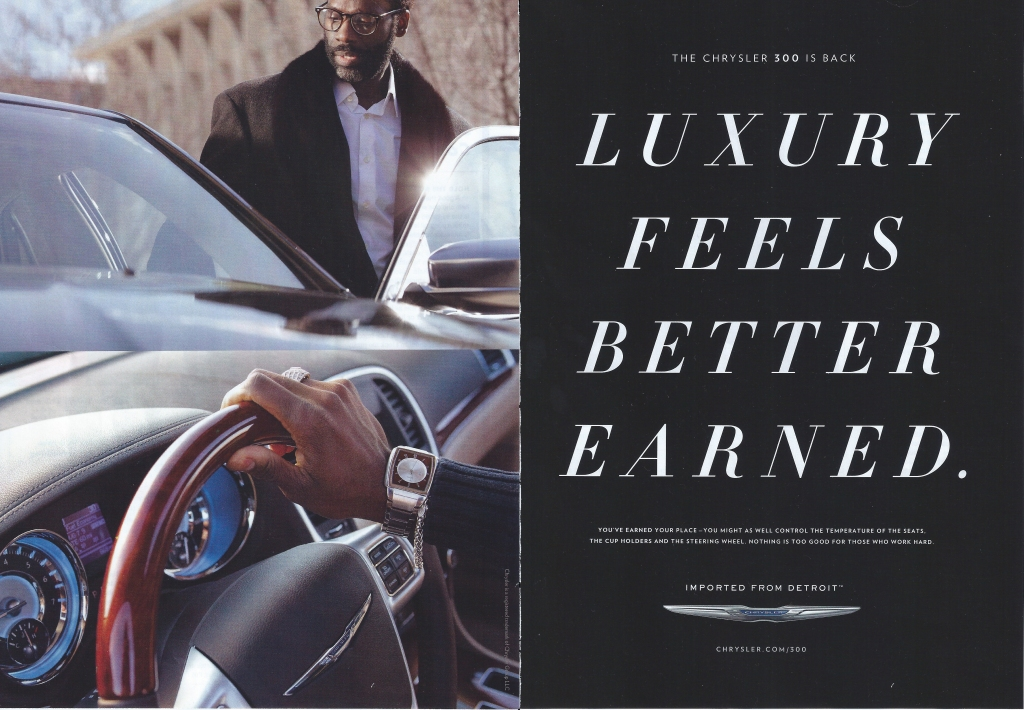 Luxury Feels Better Earned