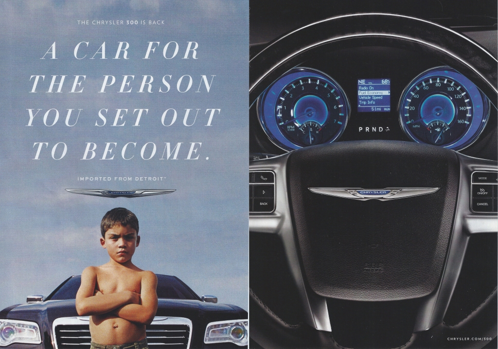 A Car for the Person You Set Out to Become