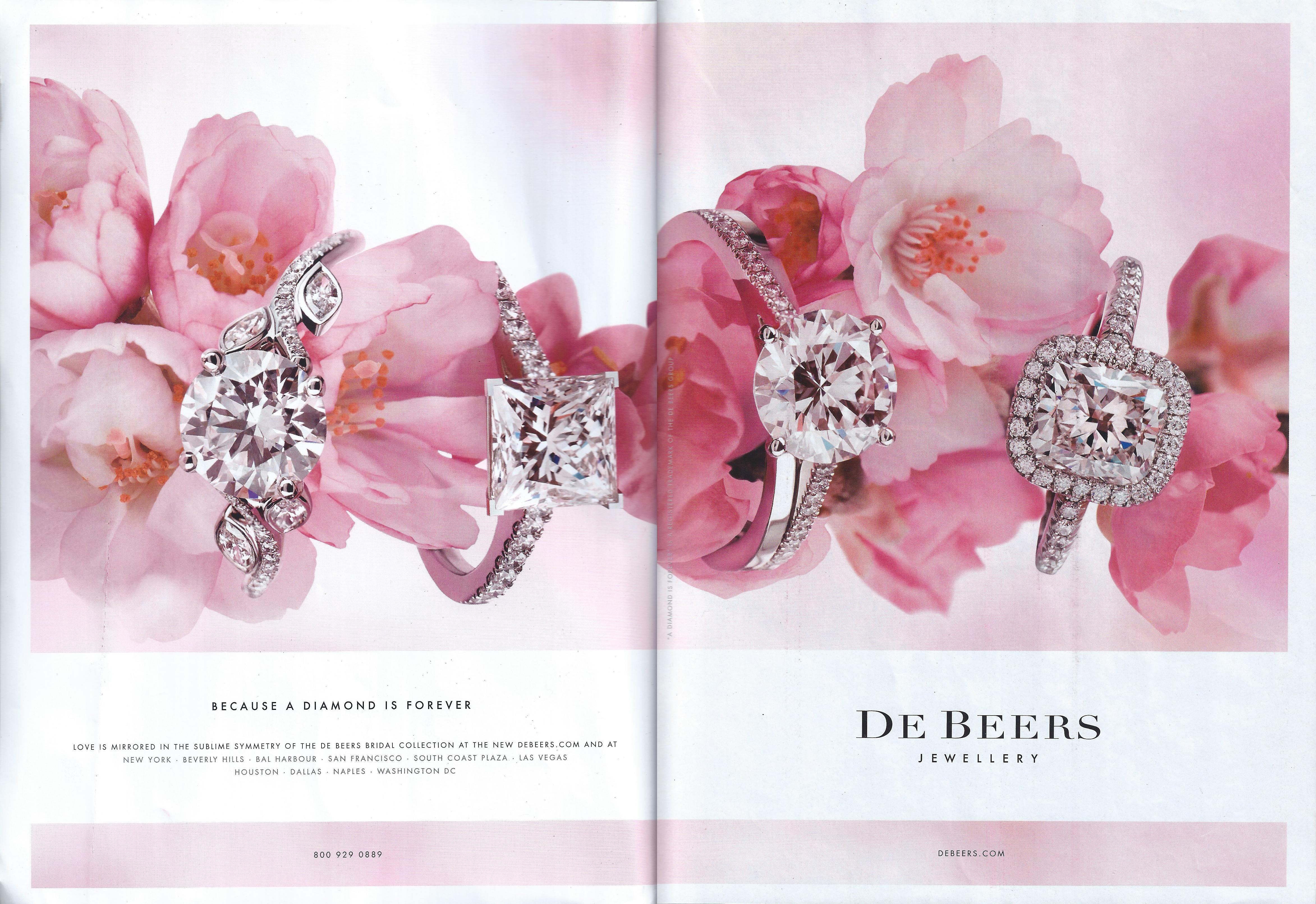Unusually Organic Settings for Diamonds | theadvertisingeye