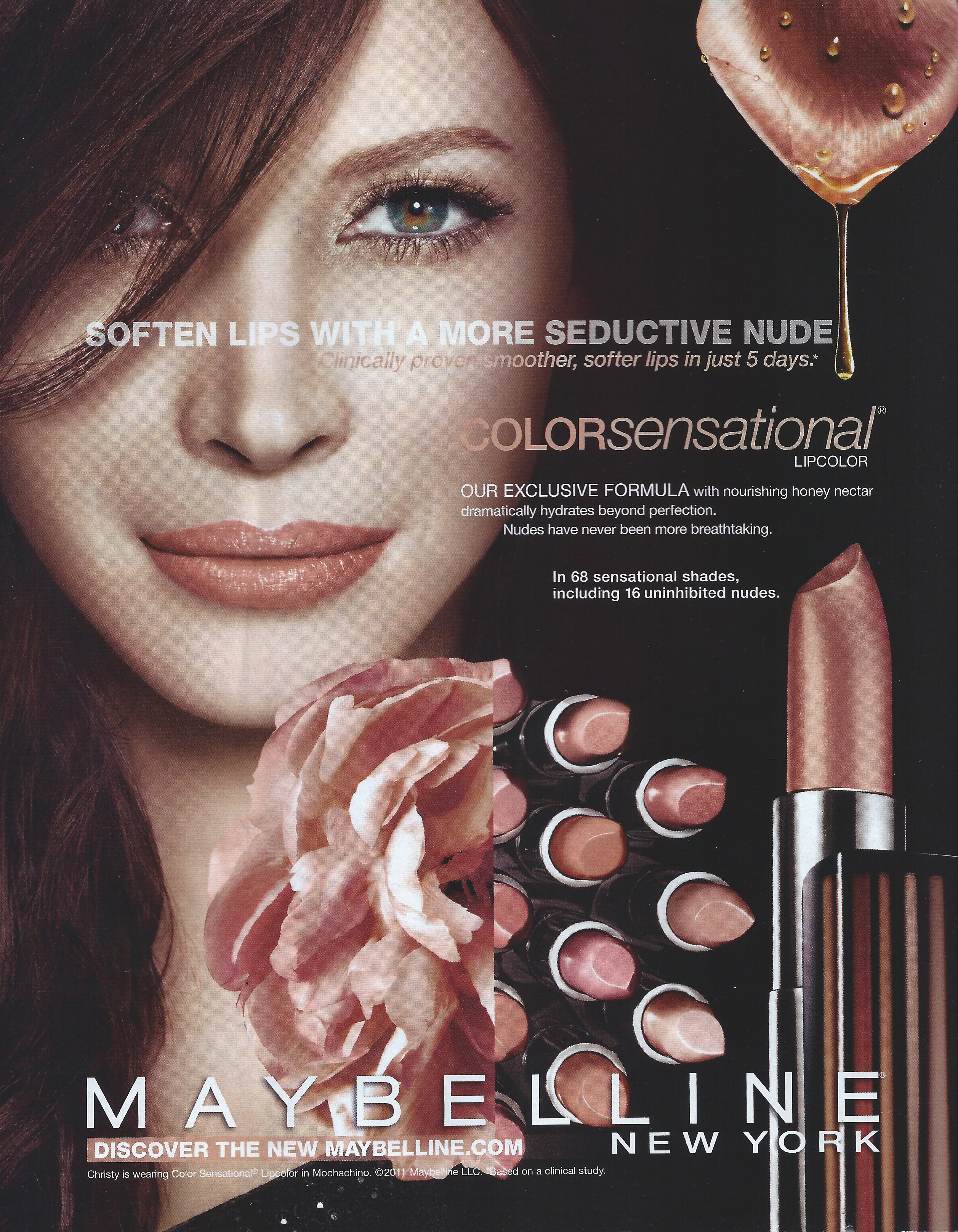 theadvertisingeye | It's an advertiser's life for me! | Page 4 Maybelline Foundation Ad