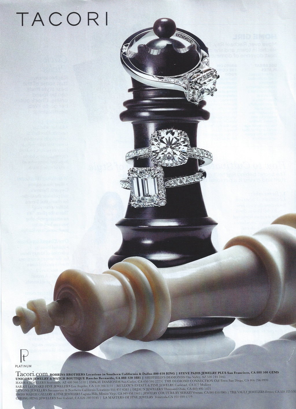 Chess Piece, Queen, King