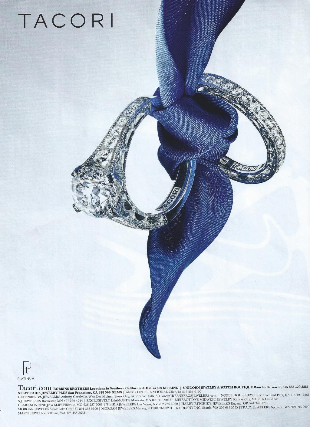 Fabric Ribbon Tie Knot