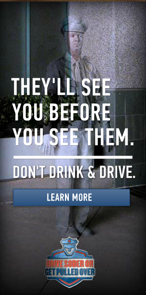 Drunk Driving Ad